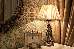 Настольная лампа под старину ARM247-00-R