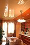 Люстра в кухни с высокими потолками