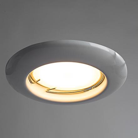 Praktisch 1: Точечный встраиваемый светильник