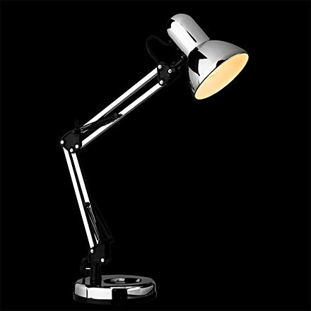 Junior 1: Настольная лампа с гибкой ножкой для школьника