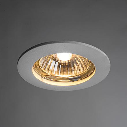 Basic 1: Точечный встраиваемый светильник