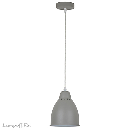 Braccio 1: Подвесной светильник (серый)