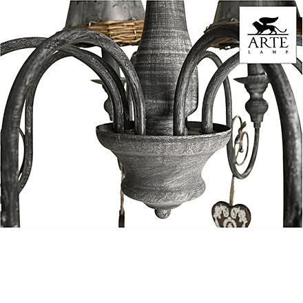 Arte Lamp Fattoria 8 [Доп.фото №6]