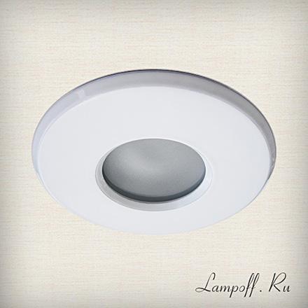 квадратные точечные светильники для ванной Aqua 3 Arte Lamp