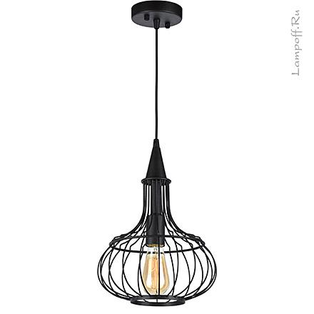 Подвесной светильник лампа за решеткой Ellipse 1