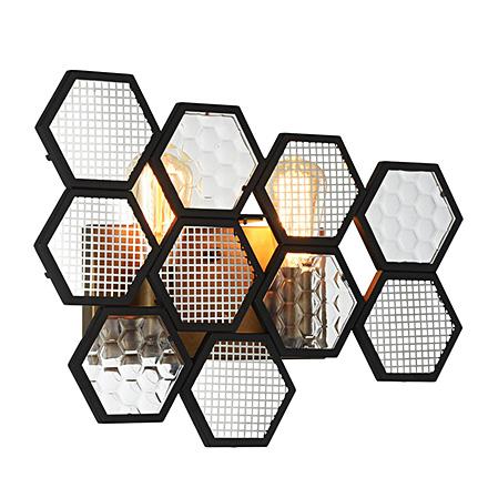 : Бра на две лампы Honey 2