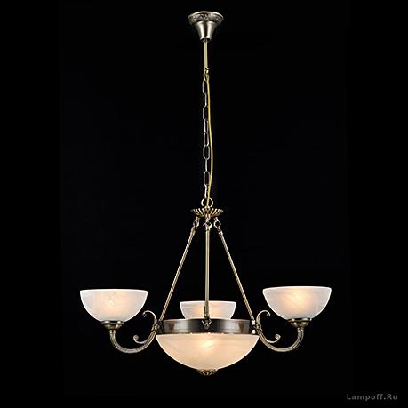 Подвесной светильник стиль классический [Фото №3]