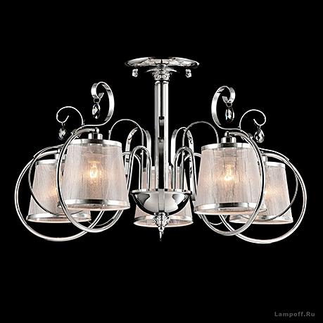 Потолочный светильник на 5 ламп [Фото №4]
