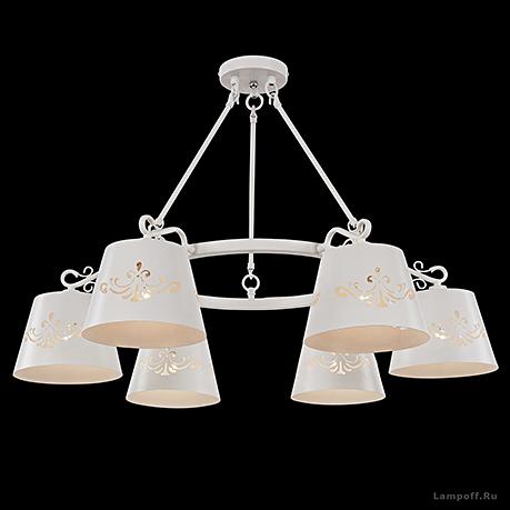 Подвесной светильник на 6 ламп [Фото №4]