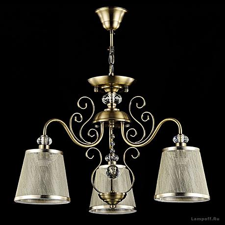 Потолочный светильник цвет бронза антик [Фото №2]