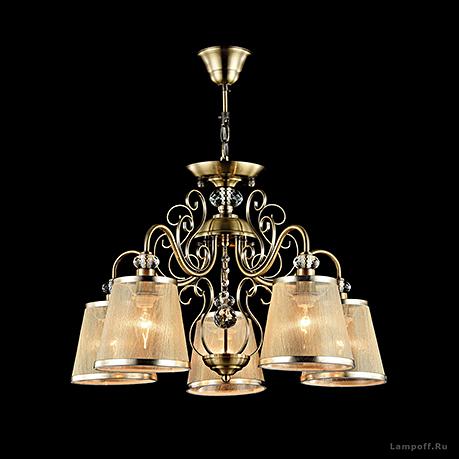 Потолочный светильник FR2405-PL-05-BZ [Фото №5]