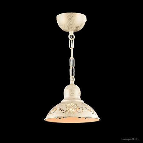 Подвесной светильник стиль ретро, неоклассика [Фото №3]