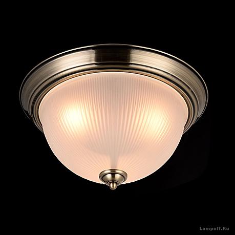 Потолочный светильник стиль классический [Фото №3]