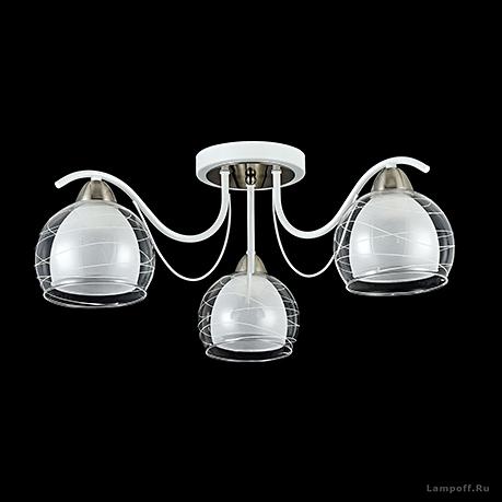 Потолочный светильник стиль модерн [Фото №3]