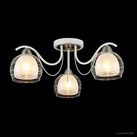 Потолочный светильник на 3 лампы [Фото №4]