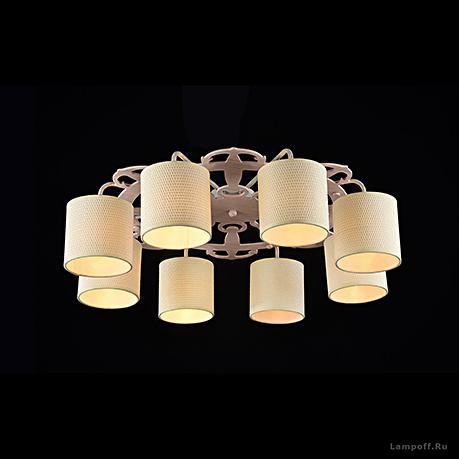 Потолочный светильник стиль морской, модерн [Фото №3]
