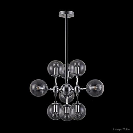 Подвесной светильник стиль модерн, современный [Фото №3]