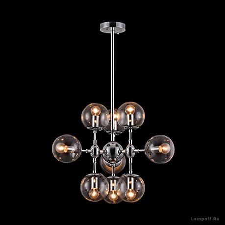 Подвесной светильник на 9 ламп [Фото №4]