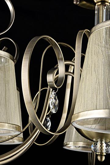 Потолочный светильник FR2020-PL-06-BZ [Фото №5]