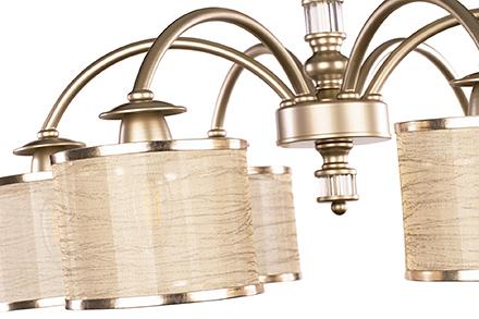 Потолочный светильник на 6 ламп [Фото №4]