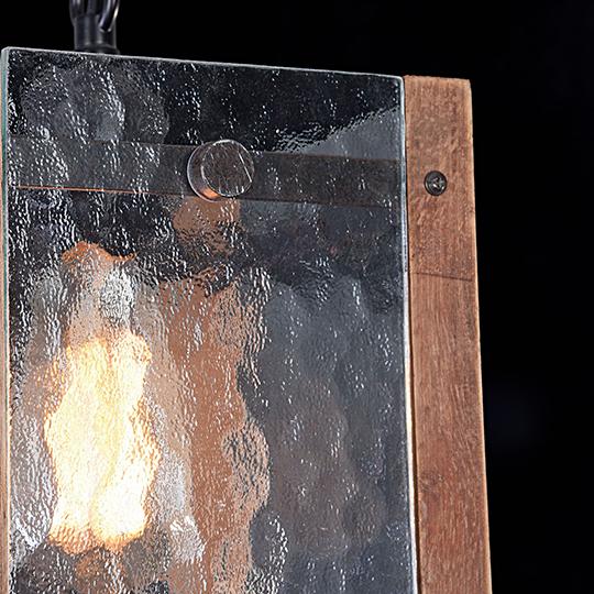 Подвесной светильник FR4559-PL-01-B [Доп.фото №7]