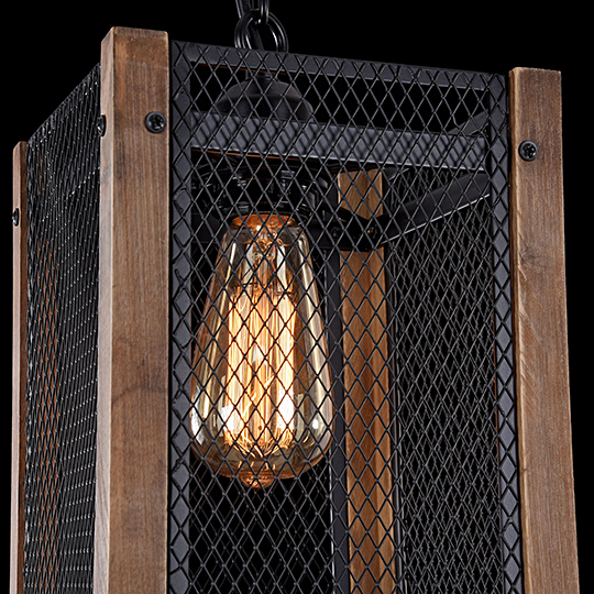 Подвесной светильник FR4561-PL-01-B [Доп.фото №7]