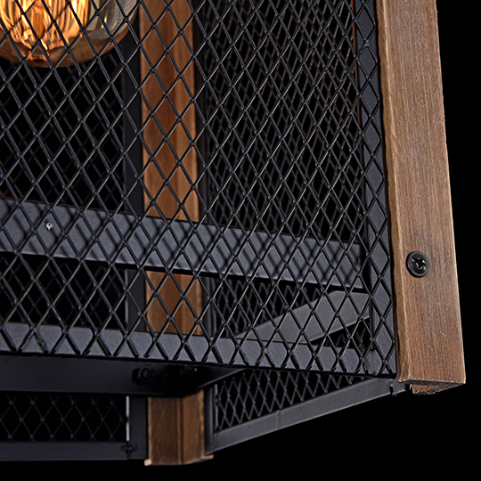 Подвесной светильник FR4561-PL-01-B [Фото №5]