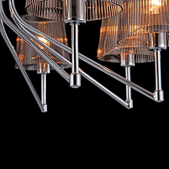 Потолочный светильник FR5050-CL-08-CH [Фото №5]