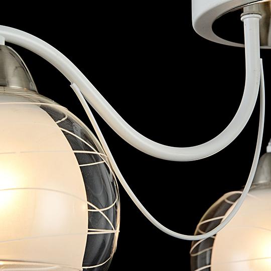 Потолочный светильник FR5052-CL-03-W [Фото №5]