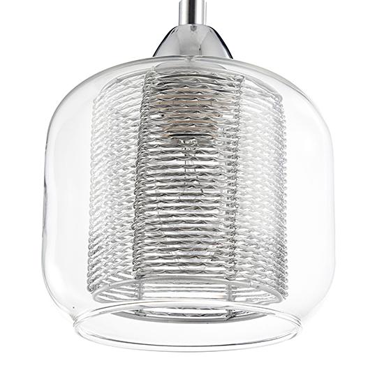 Подвесной светильник FR5314-PL-01-CH [Доп.фото №7]