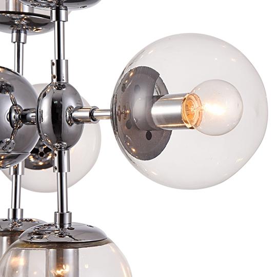 Подвесной светильник FR5596PL-09CH [Доп.фото №7]