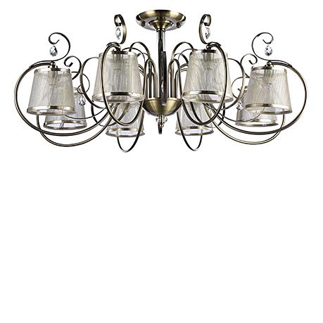 Потолочный светильник (цвет бронза)