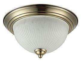 Classic Planum 3: Потолочный светильник (цвет бронза)