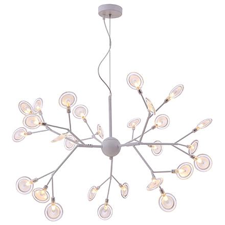 Подвесной светильник (белый)
