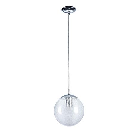Подвесной светильник (цвет хром)