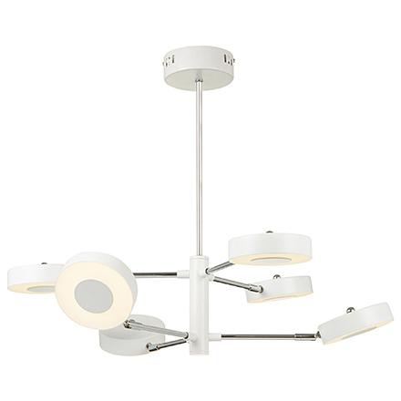 Gabby LED: Светодиодная люстра (белый)