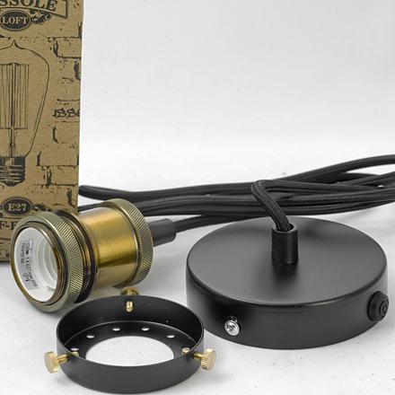 LSP-9603 цвет черный/бронзовый [Фото №2]