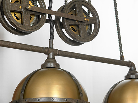 Подвесной светильник LSP-9867 [Фото №5]
