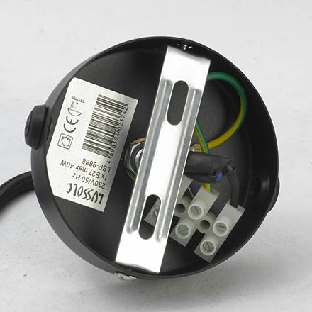 LSP-9888 цвет черный/бронзовый [Фото №2]