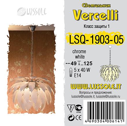 LSQ-1903-05 цвет хром [Фото №2]