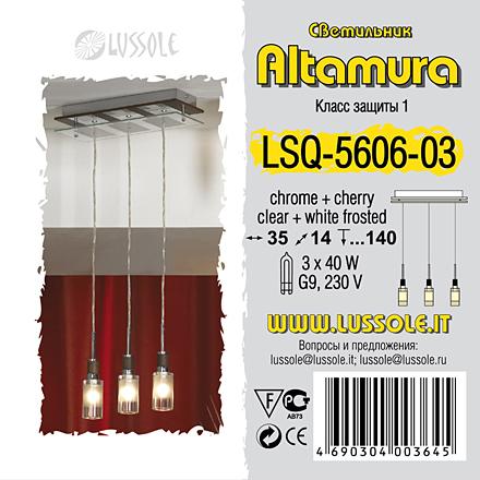LSQ-5606-03 цвет хром/дерево [Фото №2]