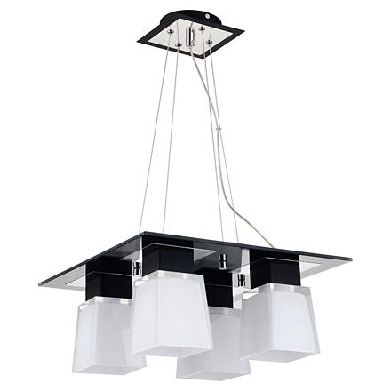 Подвесной светильник (цвет хром, черный, белый)