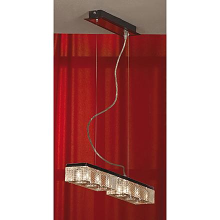 Подвесной светильник планка в стиле модерн