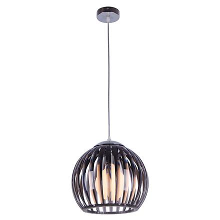 Подвесной светильник (цвет хром, черный)