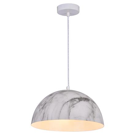 Подвесной светильник-абажур под камень