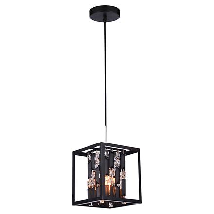 Подвесной светильник-куб (лофт)