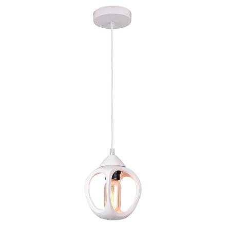 Подвесной светильник модерн белый