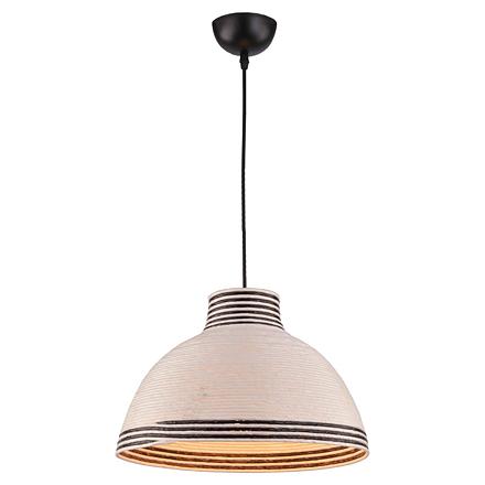 Подвесной светильник (цвет черный, белый)