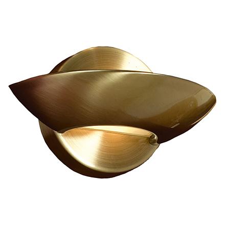Astro 1: Настенный светильник в стиле лофт (цвет бронзовый)