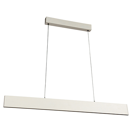 Decatur 1: Подвесной светильник в стиле лофт (цвет белый)